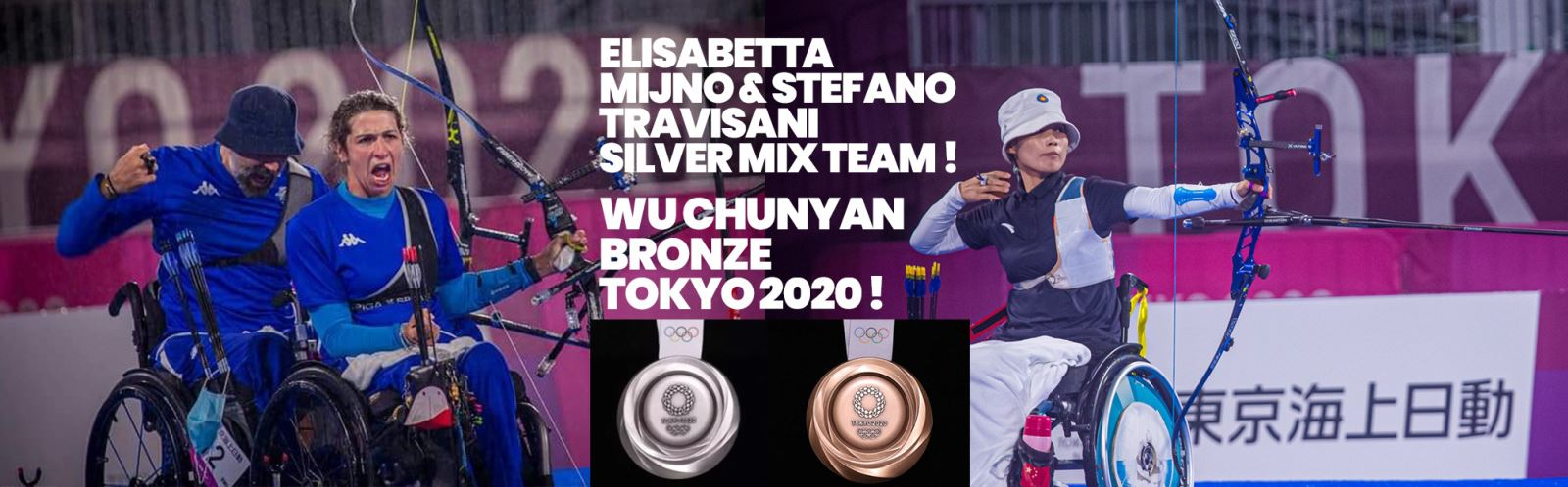 Gas Pro Mix Team Silver and Individual Bronze Tokyo 2020