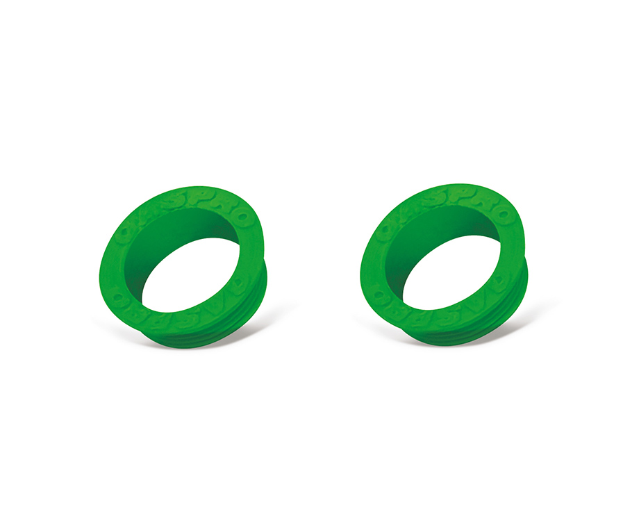 GAS PRO CENTER RINGS OLYMPIC RECURVE SCOPE FLUO GREEN