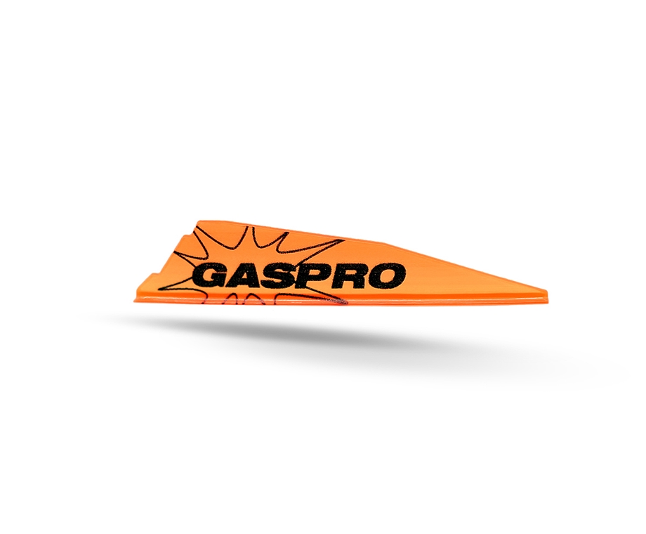 GAS PRO VANES GX-187 COMBO GLUE NEON ORANGE