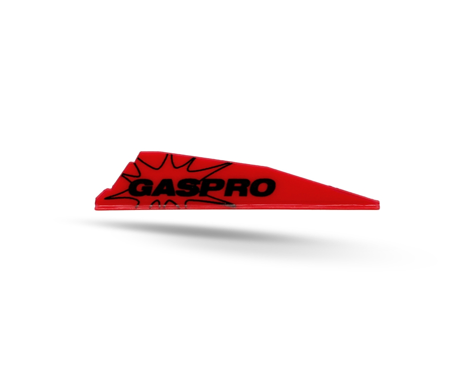 GAS PRO VANES GX-187 COMBO GLUE RED