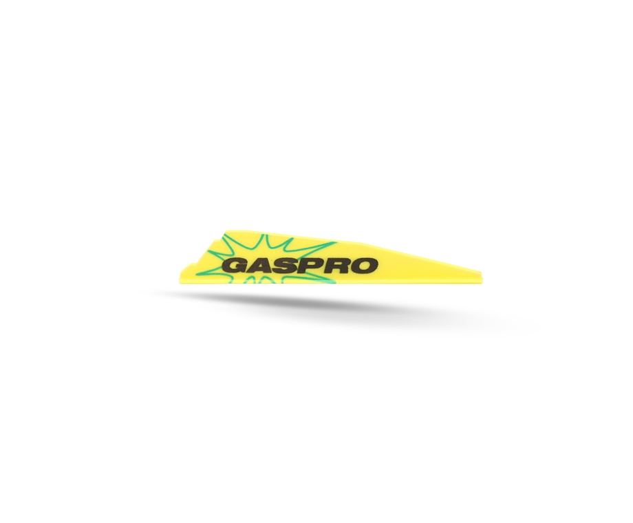 GAS PRO VANES GX-187 COMBO GLUE YELLOW