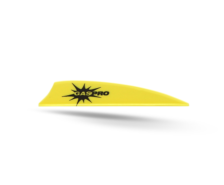 GAS PRO VANES GS-200 TRUSTED BY BRADEN GELLENTHIEN (100 PCS PACKAGE) YELLOW